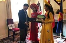 Aspiran vietnamitas residentes en Reino Unido a contribuir al desarrollo de su patria