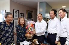 Felicita premier vietnamita Día de la Prensa Revolucionaria Nacional