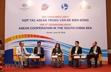 Diálogo Oceánico: Cooperación de ASEAN en el Mar del Este
