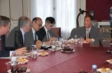 Apoya comunidad empresarial europea pronta ratificación de TLC entre Vietnam y la UE