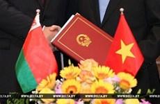 Promueven relación amistosa entre Vietnam y Belarús