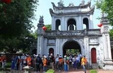 Recibió Hanoi más de 14 millones de visitantes en primer semestre de 2019