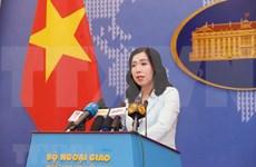 Llama Vietnam a mantener la paz y la estabilidad en el Mar del Este