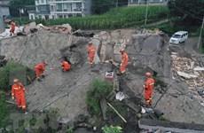Expresa Vietnam solidaridad con China por consecuencias de desastres naturales