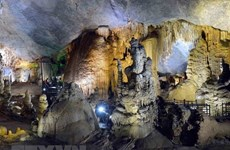Nuevas maravillas contribuyen a impulsar el turismo vietnamita