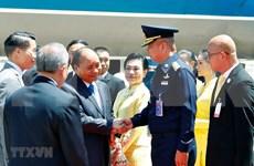 Premier de Vietnam inicia actividades en 34 Cumbre de ASEAN