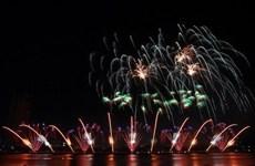 Reino Unido y Finlandia competirán en final de Festival Internacional de Fuegos Artificiales 2019