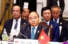 Primer ministro vietnamita asiste a Cumbre de ASEAN