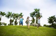 Inaugurado primer parque de aventuras en Vietnam