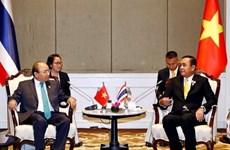 Actividades del premier vietnamita en Cumbre de la ASEAN