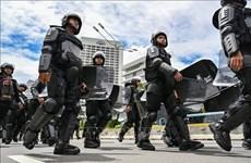 Movilizan en Indonesia 47 mil policías ante el anuncio del resultado de apelación electoral