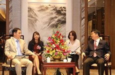 Promueven cooperación comercial entre Vietnam y provincia china de Guangdong