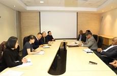 Valoran Vietnam y Sudáfrica posible Acuerdo de Libre Comercio bilateral