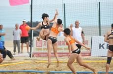 Gana Vietnam medalla de  plata en Campeonato Asiático de Balonmano Playa
