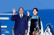 Parte primer ministro de Vietnam hacia Japón para participar en Cumbre del G20