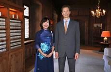 Aprecia príncipe heredero de Liechtenstein papel de Vietnam en la arena internacional