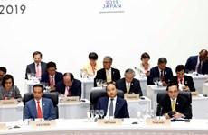 Primer ministro de Vietnam participa en actividades de Cumbre de G20