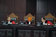 Rechaza tribunal de Indonesia apelación sobre resultado de elecciones presidenciales