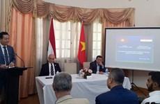 Promueven Vietnam y Egipto cooperación en turismo