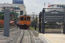 Reabre Tailandia servicio ferroviario desde Bangkok a la frontera con Camboya