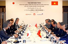 Dialoga primer ministro vietnamita con líderes de empresas japonesas