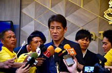 Futbol: Entrenador japonés ayudará a Tailandia recuperar la corona en Sudeste de Asia