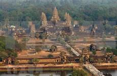 Disminuyen ingresos por turismo en conjunto de templos de Angkor en Camboya