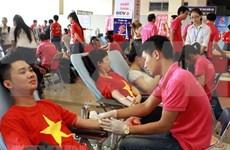 Provincia vietnamita de Lao Cai responde a campaña de donación de sangre