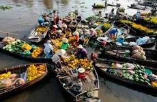 Anuncian en Vietnam próximo Festival del Mercado Flotante Cai Rang