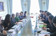 Valoran Vietnam y Reino Unido durante diálogo estratégico avances en sus relaciones