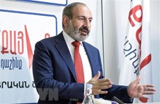 Impulsará visita del primer ministro de Armenia a Vietnam las relaciones bilaterales