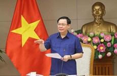 Vicepremier vietnamita pide mayores esfuerzos por estabilizar la macroeconomía