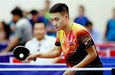 Celebran en Vietnam Torneo Internacional de Tenis de Mesa