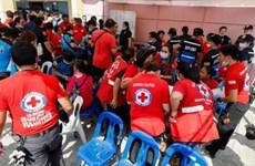 Intoxicadas más de 250 personas en Filipinas durante una fiesta por alimentos contaminados
