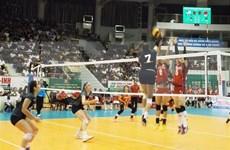 Efectuarán en Vietnam Campeonato Asiático de Voleibol Femenino Sub-23