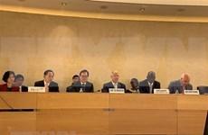 Vietnam acepta casi 83 por ciento de recomendaciones sobre derechos humanos de ONU