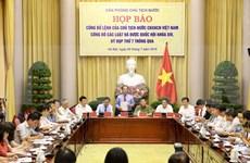 Emite Presidente de Vietnam Orden sobre siete leyes recién aprobadas