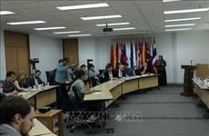 Destacan en Indonesia papel de ASEAN en región del Indo-Pacífico