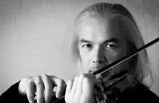 Violinista vietnamita-francés ofrecerá concierto en Ciudad Ho Chi Minh