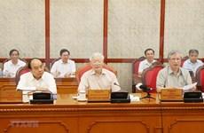 Preside máximo dirigente político de Vietnam reunión del Buró Político