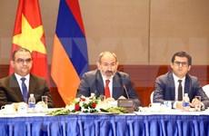 Promueven colaboración entre Vietnam y Armenia
