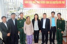 Política de asistencia de vivienda beneficia a personas con méritos revolucionarios en provincia vietnamita
