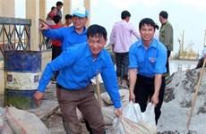 Miles de estudiantes se unen a la campaña voluntaria de verano Ciudad Ho Chi Minh