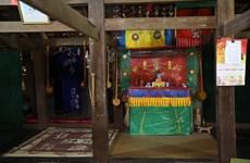 Atractiva Aldea de Cultura y Turismo de las Nacionalidades vietnamitas en Hanoi