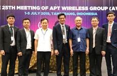 Eligen a vietnamita presidente de Grupo de Comunicaciones Inalámbricas de Ásia-Pacífico