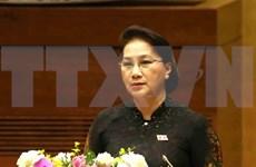 Presidenta de la Asamblea Nacional de Vietnam parte rumbo a China para visita oficial
