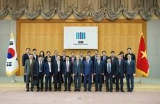 Vietnam y Corea del Sur se comprometen cooperar en combate al crimen
