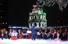 Celebran en Vietnam con espectáculo musical aniversario de Hanoi como Ciudad por la Paz