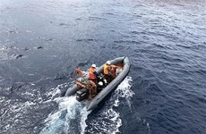 Pide Tailandia la ayuda de Vietnam para la búsqueda de tripulantes desaparecidos