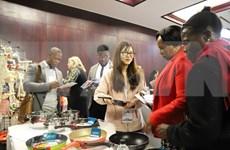 Destacan a Sudáfrica como importante mercado para empresas vietnamitas